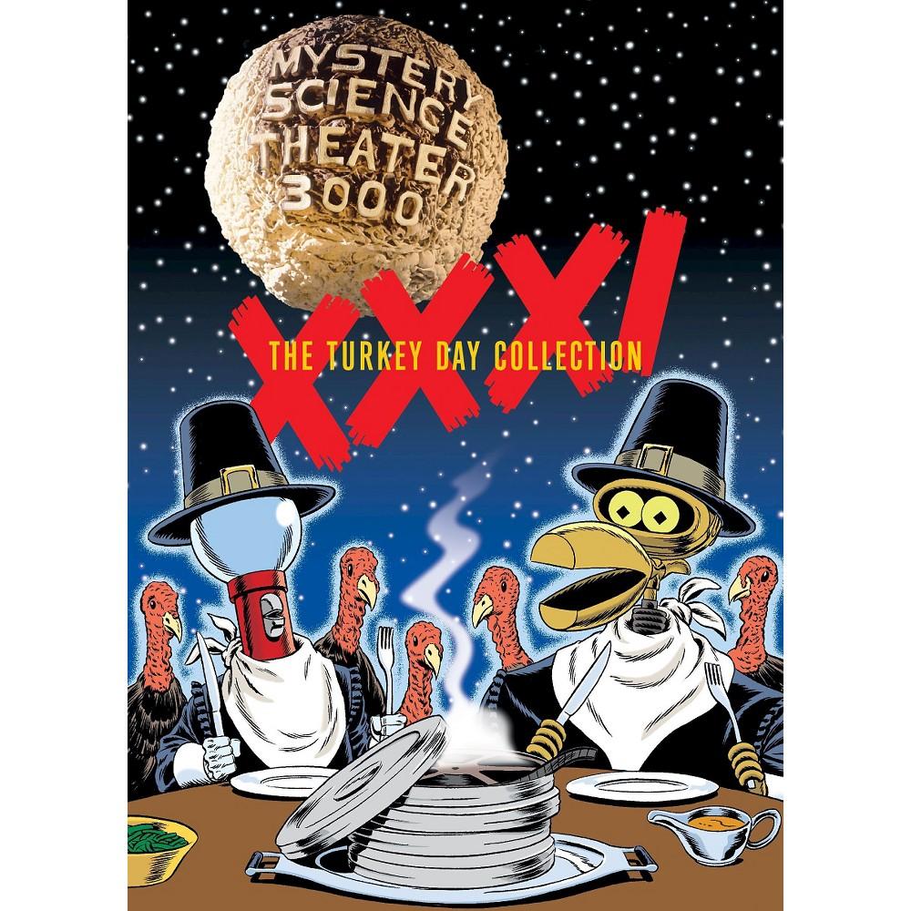Mystery science theater 3000:Turkey d (Dvd)