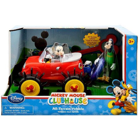 Disney Mickey Mouse Clubhouse Mickey Mouse All-Terrain Vehicle - image 1 of 3