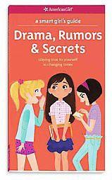 Drama, Rumors & Secrets (Paperback) by Nancy Holyoke