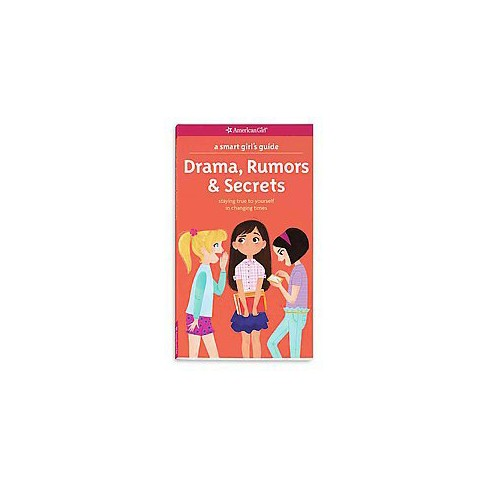 Drama, Rumors & Secrets (Paperback) by Nancy Holyoke - image 1 of 1