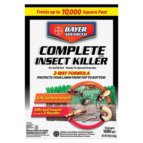 Bayer Advanced Complete Insect Killer 10lb Granules - image 1 of 1