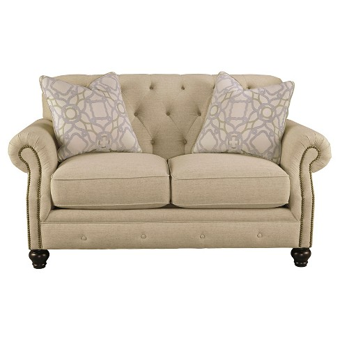 Kieran Loveseat Natural - Signature Design by Ashley - image 1 of 2