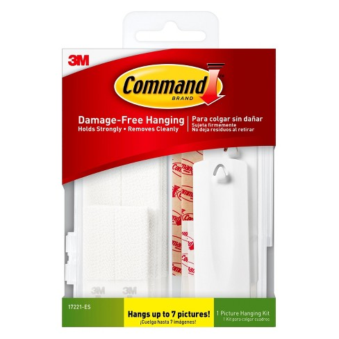 24pk Picture Hanging Kit - 3M Command - image 1 of 8
