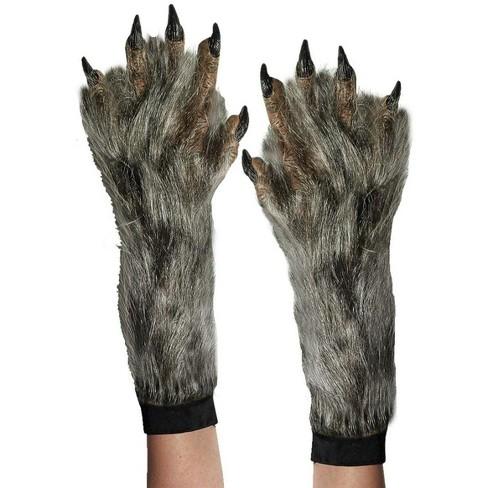 Forum Novelties Werewolf Costume Gloves Adult One Size - image 1 of 1