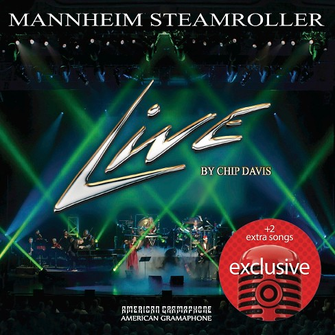 Mannheim Steamroller - Live - Target Exclusive - image 1 of 1