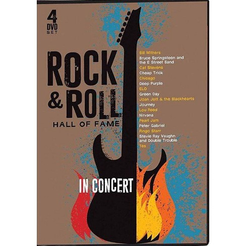 Rock and Roll Hall of Fame in Concert (DVD) - image 1 of 1