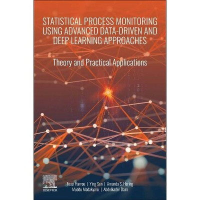Statistical Process Monitoring Using Advanced Data-Driven and Deep Learning Approaches - (Paperback)