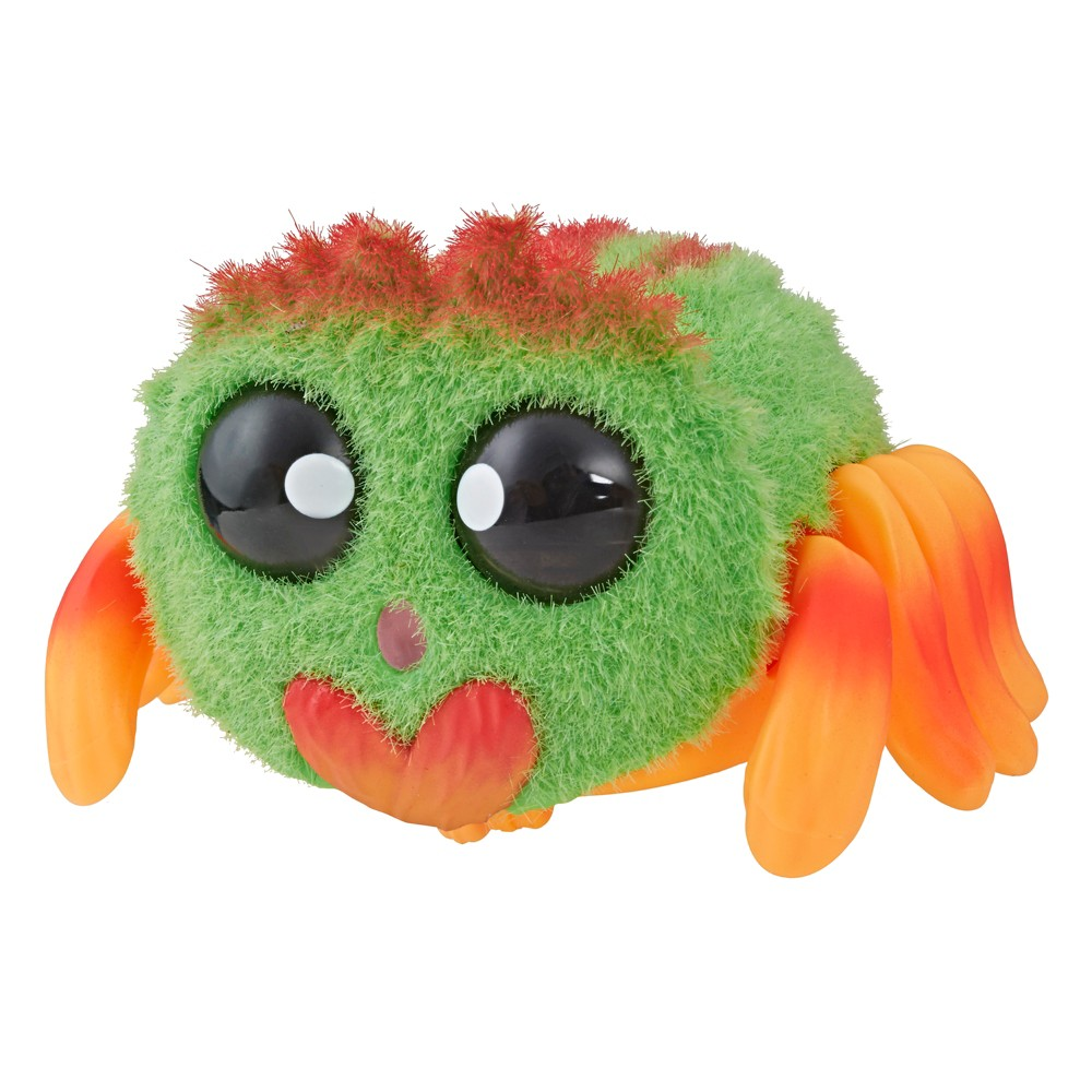 Yellies! Klutzers Voice-Activated Spider Pet