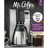 Mr. Coffee 10 Cup Programmable Thermal Coffee Maker - BVMC-PSTX91 - image 4 of 4