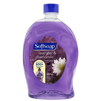 Softsoap Liquid Hand Soap Refill Lavender and Chamomile - 56 fl oz