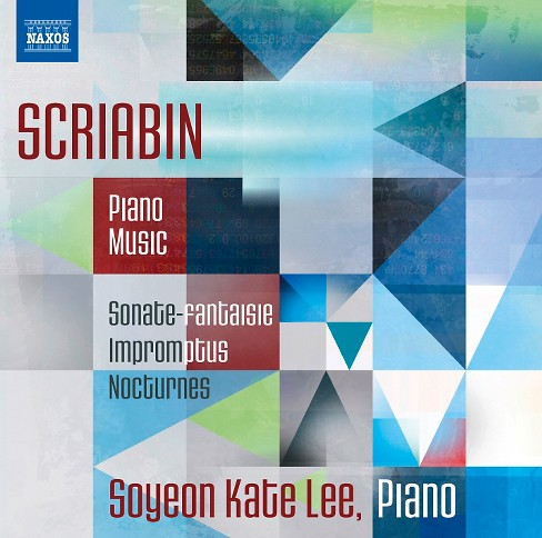 Soyeon kate lee - Scriabin:Piano works (CD) - image 1 of 1