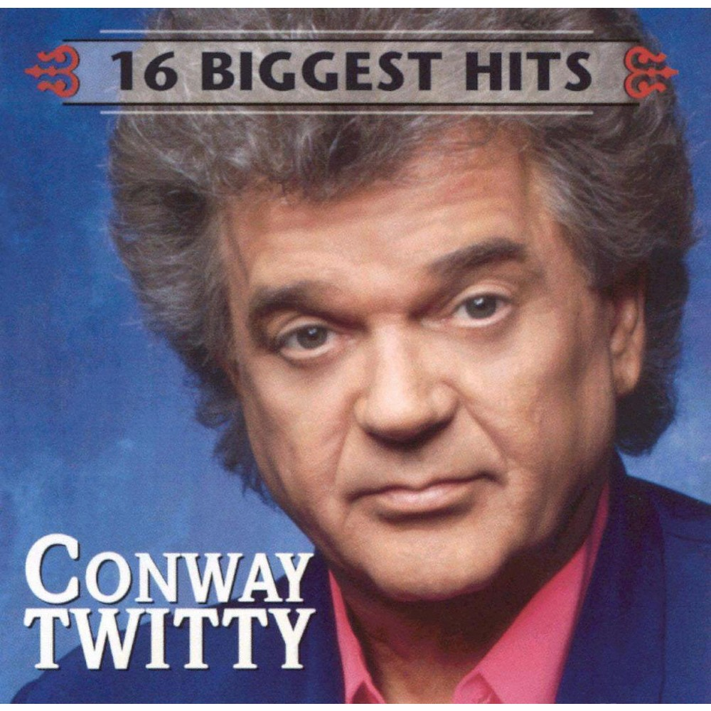 Conway Twitty - 16 Biggest Hits (CD)