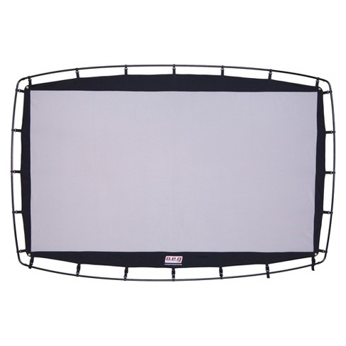 "Camp Chef O.E.G. 115"" Indoor/Outdoor Movie Screen - image 1 of 9"