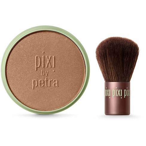 Pixi By Petra Beauty Bronzer + Kabuki Brush - image 1 of 1