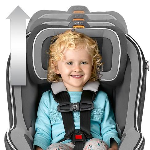 Chicco NextFit IX Zip Air Convertible Car Seat