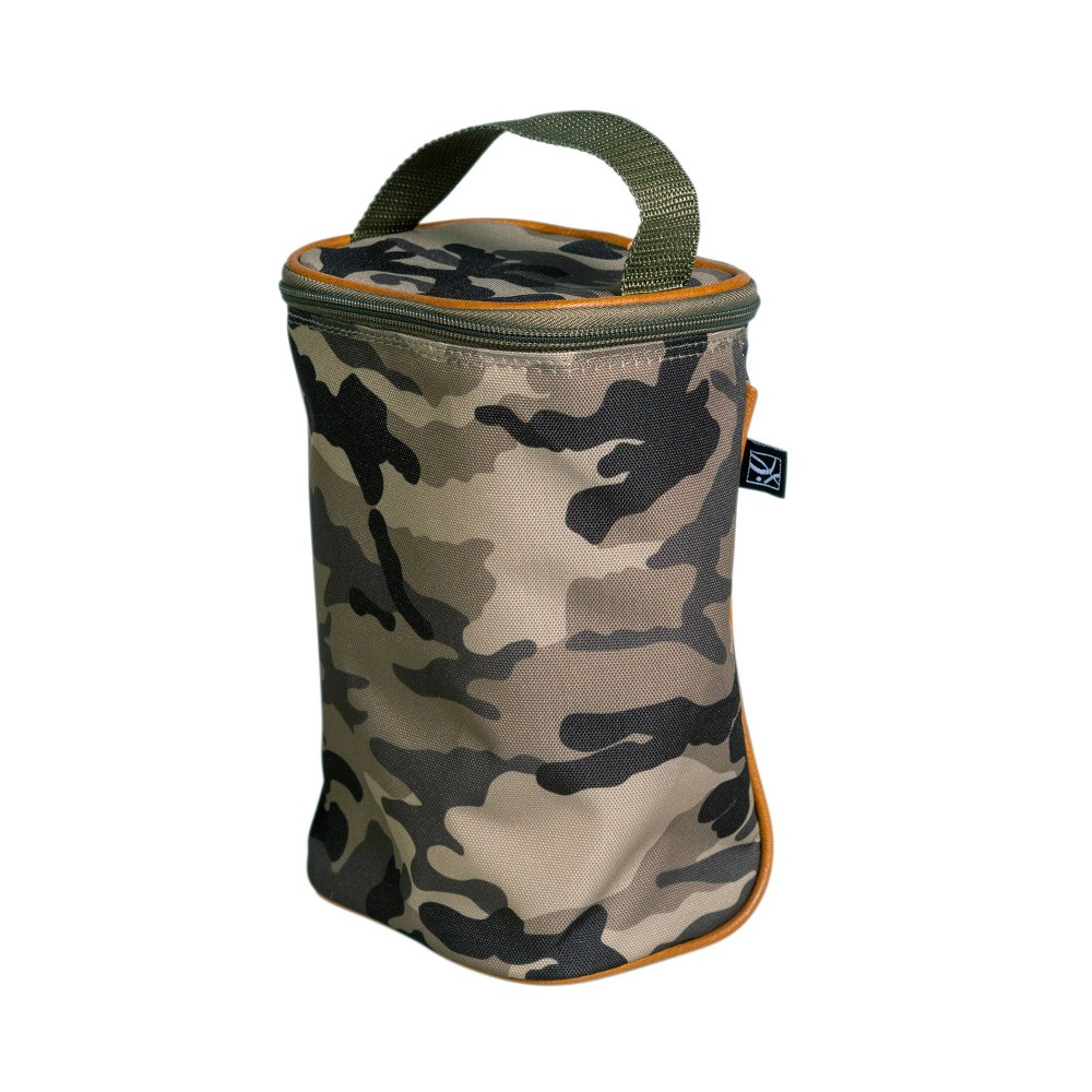 Image of J.L. Childress TwoCool Double Bottle Cooler - Natural Camo