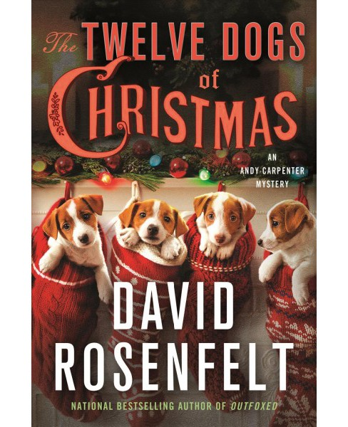 Twelve Dogs of Christmas (Reprint) (Paperback) (David Rosenfelt) - image 1 of 1