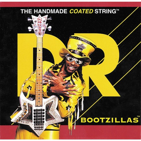 DR Strings BZ5-130 Bootzilla Signature 5-String Bass Strings - image 1 of 2