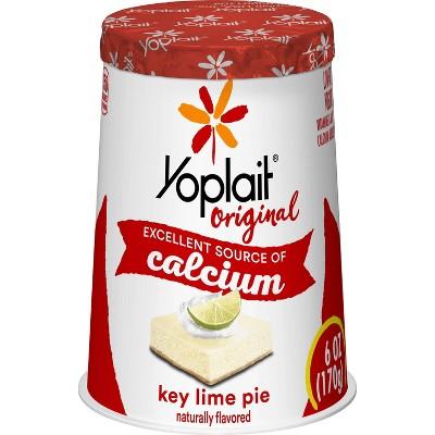 Yoplait Original Key Lime Pie Yogurt - 6oz