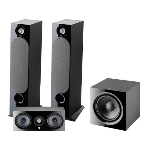 Focal Chora 3.1 Channel Home Theater System (Black) - image 1 of 4