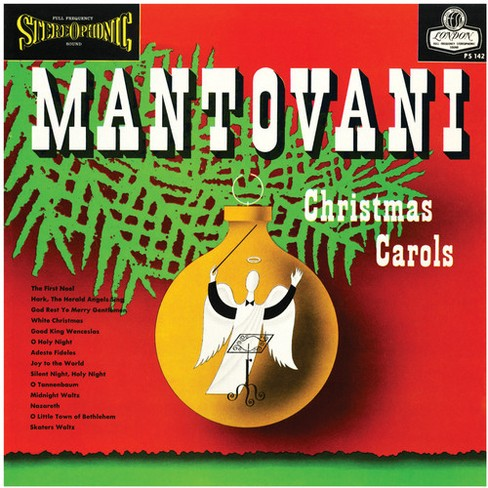 Mantovani - Christmas Carols (CD) - image 1 of 1
