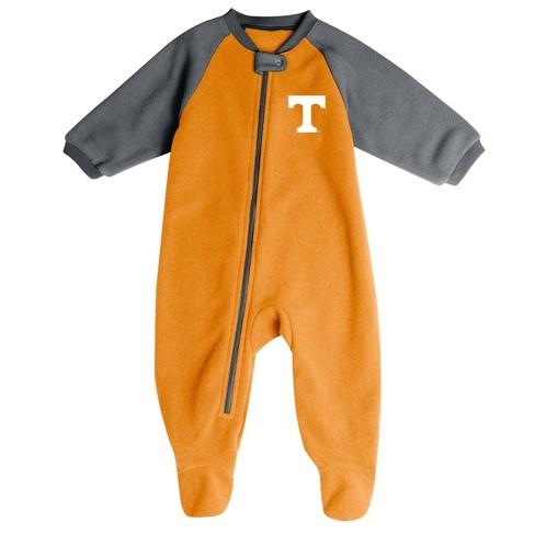 NCAA Tennessee Volunteers Infant Blanket Sleeper - image 1 of 2