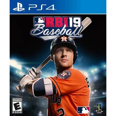 RBI Baseball 19 - PlayStation 4