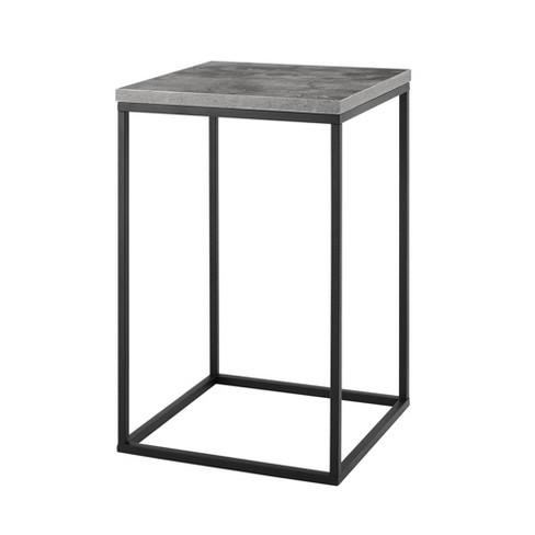 Urban Box Frame Side Table Saracina Home Target