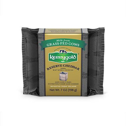 Kerry Gold Reserve Cheddar Cheese - 7oz - image 1 of 4