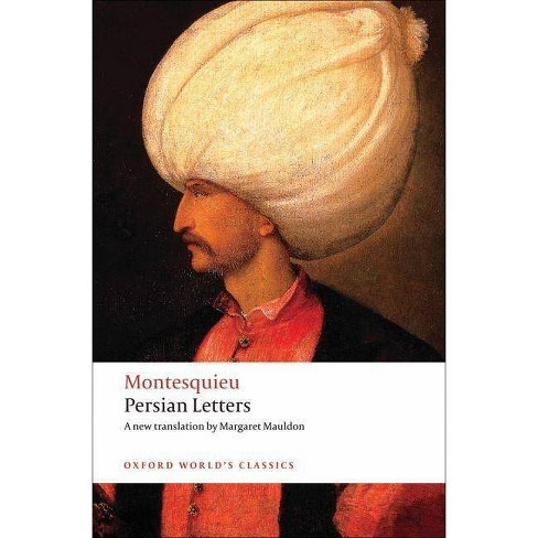 Persian Letters - (Oxford World's Classics (Paperback)) by  Montesquieu (Paperback) - image 1 of 1