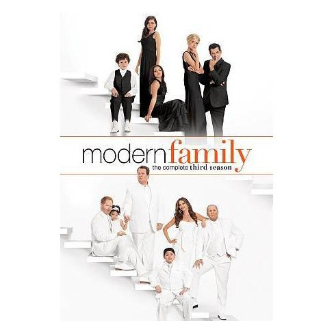 Modern Family: The Complete Third Season (3 Discs) (Widescreen) - image 1 of 1