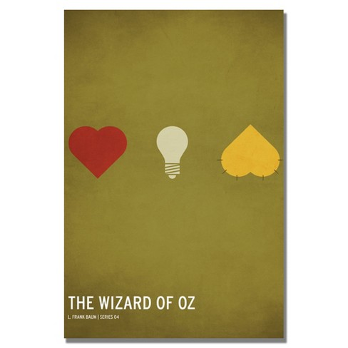 'Wizard of Oz' by Christian Jackson Ready to Hang Canvas Wall Art - image 1 of 3