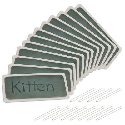 Kaplan Early Learning Genoa Gel Writing Boards  - Set of 12
