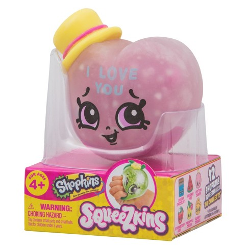 Shopkins Sqeezkins - Candy Kisses - image 1 of 7