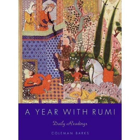 A Year with Rumi - by  Coleman Barks (Hardcover) - image 1 of 1