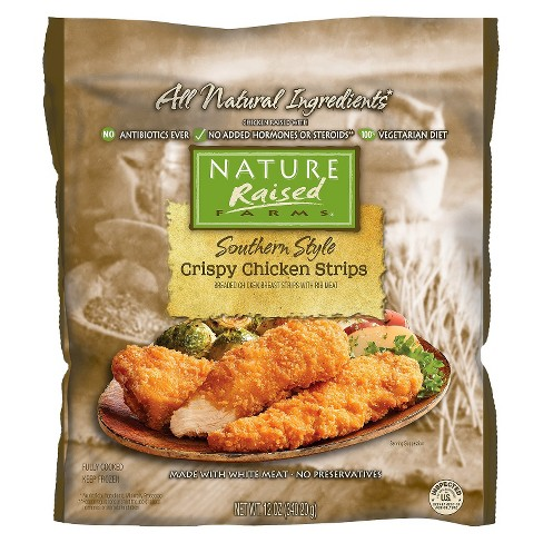 Nature Raised Farms Southern Style Chicken Strips -12oz - image 1 of 1