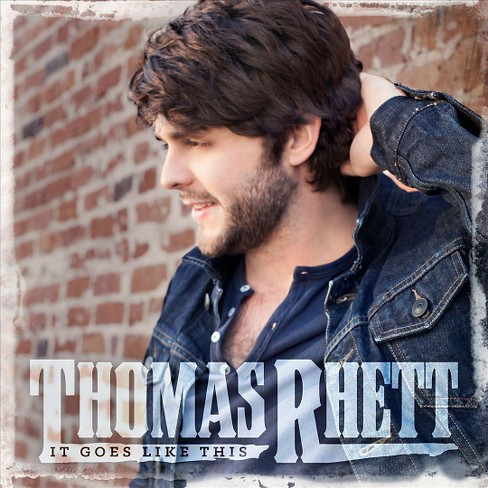 Thomas Rhett - It Goes Like This (Vinyl) - image 1 of 1