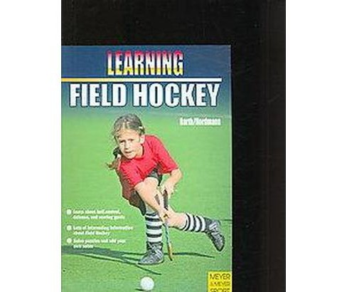 Learning Field Hockey (Paperback) (Katrin Barth & Lutz Nordmann) - image 1 of 1