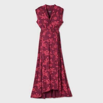 Sleeveless Smocked Maternity Dress - Isabel Maternity by Ingrid & Isabel™