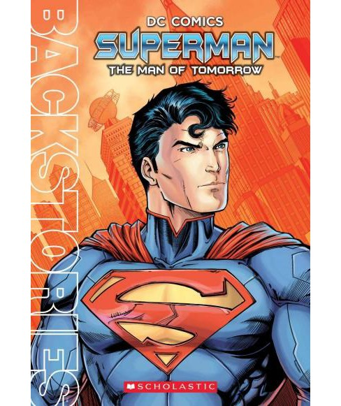 Superman ( Backstories) (Paperback) by Daniel Wallace - image 1 of 1
