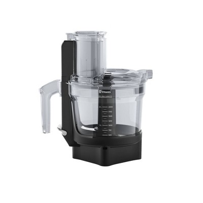 Vitamix 12-Cup Food Processor Attachment - Black