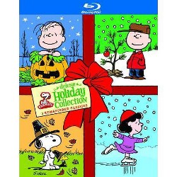 Peanuts Holiday Collection (Deluxe Edition) (3 Discs) (Blu-ray)