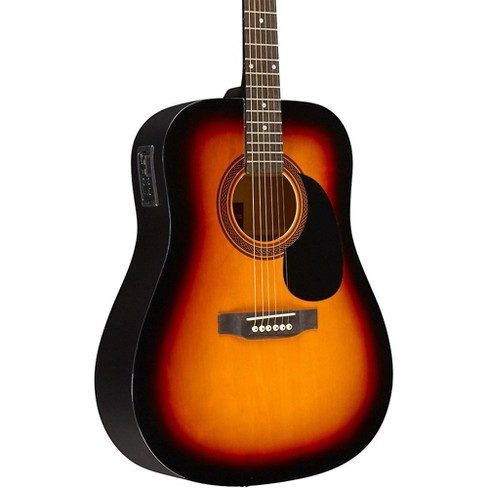 6ad31b8b48 Rogue RA-090 Dreadnought Acoustic-Electric Guitar : Target
