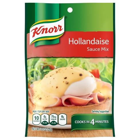Knorr Hollandaise Sauce Mix 0 9 Oz Target