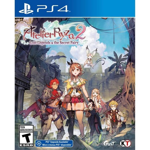 Atelier Ryza 2: Lost Legends & the Secret Fairy - PlayStation 4 - image 1 of 4