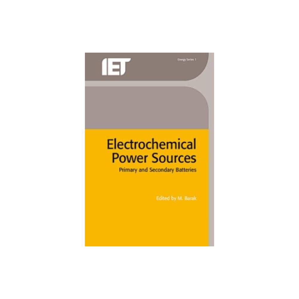 Electrochemical Power Sources - (Energy Engineering) (Hardcover)