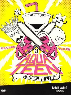 Aqua Teen Hunger Force, Vol. 3 (DVD)