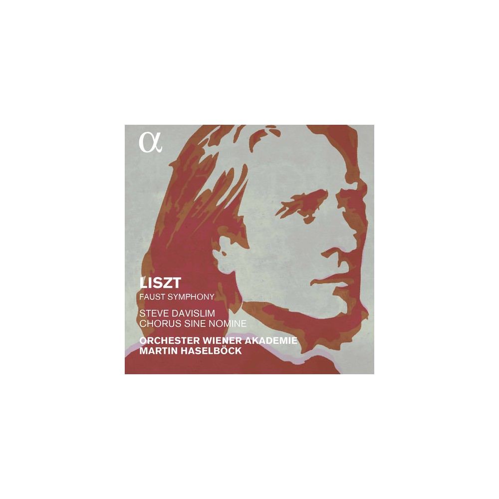 Orchester Wiener Aka - Liszt:Faust Symphony S 108 (CD)
