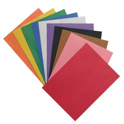 SunWorks Heavyweight Construction Paper, 12 x 18 Inches, Assorted, pk of 100