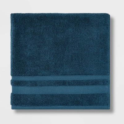 Performance Bath Towel Teal - Threshold™
